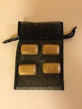 Erno Laszlo ACTIVE PHELITYL SOAP 4 Mini Travel Sealed Bars ORIGINAL FORMULA