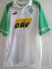 Werder Bremen 1995-1996 Home Football Shirt Size Large Adult /39296