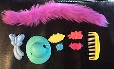 Vintage G1 My Little Pony Wear Clothing Accessory Poof n Puff Perfume Palace