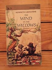 The Wind in the Willows - Kenneth Grahame Airmont Books 1966