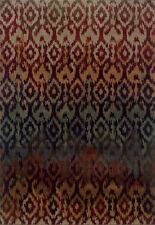 "2x8 Sphinx Stripes Moroccan Casual Multi 3809G Area Rug - Approx 1' 10"" x 7' 6"""