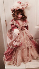 JANIS BERARD FULL BODY PORCELAIN JULIETTE  DOLL