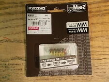 MZW202 Rear Spring Set - Kyosho Mini-Z Mini Z MR-02 MM