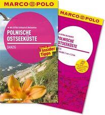 MARCO POLO Reiseführer Polnische Ostseeküste, Danzig UNBENUTZT statt 11.99 nur