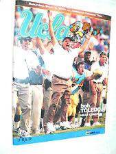 Alabama vs. UCLA   Program 2000