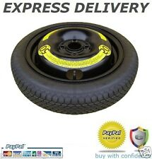 "VOLKSWAGEN POLO, GOLF, CADDY, LUPO,JETTA 14"" SPACE SAVER SPARE WHEEL 4x100"