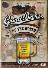GREAT BEERS OF THE WORLD. Behind the World's Greatest Brewers and Breweries NEW