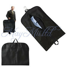 Coat Clothes Garment Suit Cover Zipper Bags Dustproof Hanger Storage  Travel Z タ