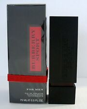Burberry SPORT for Men 75ml EdT Eau De Toilette NEU Folie ! Selten ! TOP ANGEBOT