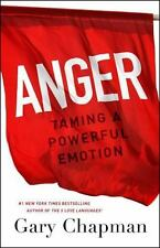 Anger : Taming a Powerful Emotion by Gary Chapman (2015, Paperback)
