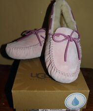 UGG Dakota moccasin Pink Cancer Awareness limited edition 5 (eu 36) 1002959