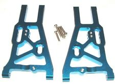 KYOSHO INFERNO 7.5 GPM FRONT LOWER ARMS BLUE ALUMINUM MP75055