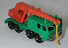 Lesney Matchbox No. 30 8 Wheel Crane oc12599