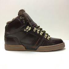 OSIRIS Zapatos NYC 83 Shearling Marrón Oro Gum Zapatillas (UK 7 EUR 40.5)