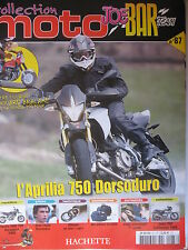FASCICULE JOE BAR TEAM N°87 APRILIA 750 DORSODURA JAWA 350 CALIFORNIA