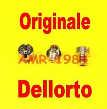KIT 3 GETTI Carburatore Dell'orto Ø 6  6413 PHVA PHVB PHBL PHBH PHBE FILETTO Ø 6