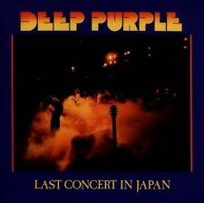 Last Concert in Japan [Limited Edition] [Remastered] by Deep Purple (CD,...