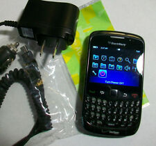 GOOD! BlackBerry Curve 3G 9330 Social QWERTY WIFI CDMA Camera VERIZON Smartphone