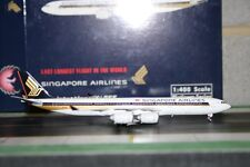 Phoenix models 1:400 Singapore Airlines Airbus A340-500 9V-SGE (PH4SIA1047)