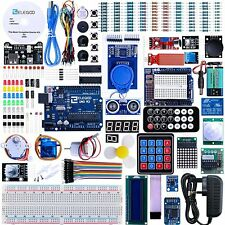 Elegoo UNO R3 Project The Most Complete Ultimate Starter Kit w/ TUTORIAL, UNO R3