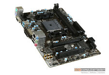 Mainboard MSI A68HM-P33 V2, Sockel FM2+, DDR3, USB 3.0, LAN, HD Audio