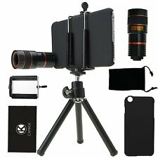 CamKix Camera Lens Kit for iPhone 6 Plus / 6S Plus ONLY including 8X Telephoto /