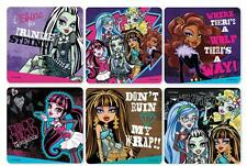 """30 Monster High Stickers, Assorted, 2.5"""" x 2.5"""" each, Party Favors"""