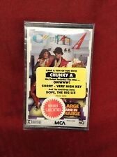 Chunky A:  Large And In Charge (Cassette, 1989, MCA) NEW