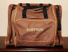STETSON COWBOY BOOT DUFFLE BAG