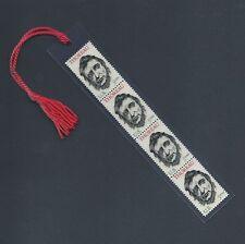 Author Henry David Thoreau Stamps Bookmark Unique L@@K!