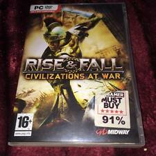 Rise & Fall: Civilizations At War Pc Cd Rom