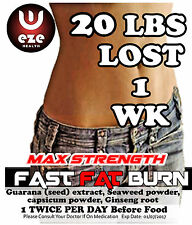 MEGA  FAT BURNER  WEIGHT LOSS PILLS TABLETS NEW  DIET SLIMMING  BUY 2 GET 1 FREE