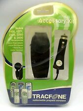 TracFone Accessory Kit Fits Nokia 1100 1221 2126 2285 2600 Series Phones New