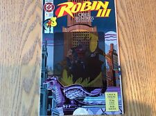 Robin Iii Cry Of The Huntress #1 Of 6 Comic! Look At My Other Comics!