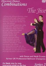 Discover Dance Combinations - The Jive - Series 2 - Ballroom Dancing - DVD