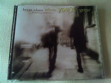 BRYAN ADAMS / MELANIE C - WHEN YOU'RE GONE - UK CD SINGLE