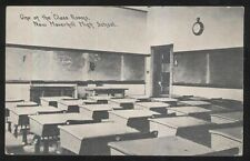 Postcard HAVERHILL Massachusetts/MA  New High School Class Room view 1910's