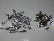 WINDOW SURROUND CHROME MOULDING CLIPS MK1 ESCORT RS2000 MEXICO 1300E TRIM GHIA
