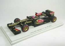 Lotus E21 Renault No.7 H. Kovalainen US GP 2013  1:43