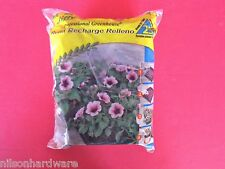 Jiffy Seed Starting Plant Peat Pellets Refill Greenhouses 25 Pellets/Bag