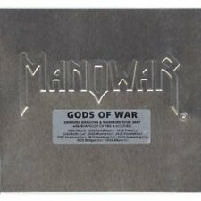 MANOWAR-Gods of War      Limit.Metall Box mit CD+DVD