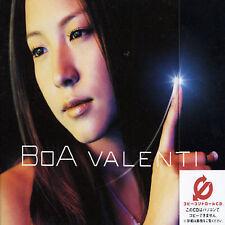BoA (Korea) - Valenti (Avex Trax) CD NEW