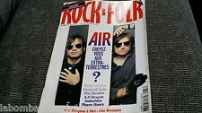 REVISTA MAGAZINE ROCK & FOLK 438 AIR THE STROKES KINGS OF LEON INDOCHINE