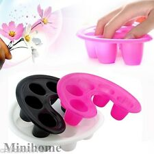 Manicure Bowl Soak Finger Acrylic Tip Nail Soaker Treatment Remover Tool