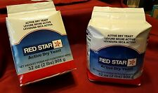 4 lb red star active dry yeast Factory sealed for Bakery bread cake