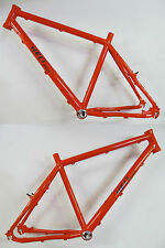 "Heli-Bikes Light Rohloff MTB 26"" Alu Rahmen 51cm orange metallic 2015 NEU"