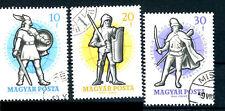 Ungheria _ 1959 MER. n. 1601-1603 WM scherma