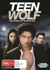 Teen Wolf : Season 1 (DVD, 2012, 3-Disc Set)