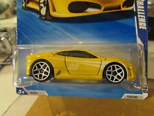 Hot Wheels Ferrari F430 Challenge HW Racing Yellow