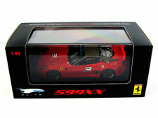 HOT WHEELS ELITE T6263 - FERRARI 599XX - EDIZIONE LIMITATA  1/43